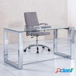 Wellindal mesa despacho office patas cromo
