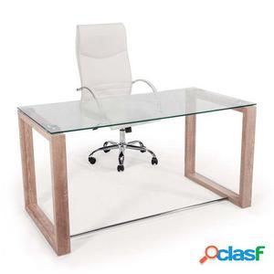 Wellindal mesa despacho office patas oak