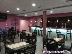 Alquiler bar cafetería en valdevimbre