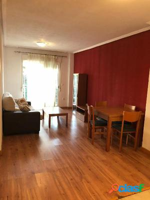 Apartamento de 1 dormitorio con plaza de garaje en La