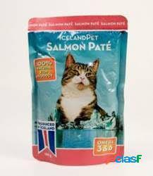 Iceland Pet Comida Humeda para Gatos Cat Salmon Paté 100 gr