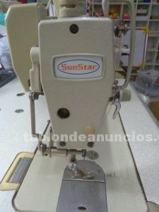 Maquina de coser industriales