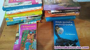 Oferta 5 libros infantiles y juveniles
