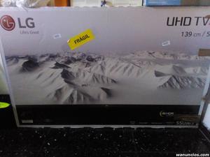 Smart TV LG 55 - Las Palmas