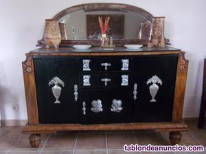 Venta de aparador antiguo restaurado