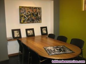 Alquiler de despachos y salas de reunión