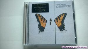 Paramore - colección 5 cd's