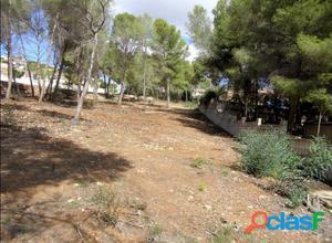 Parcelas a menos de 2 km del pueblo y playa en Moraira -