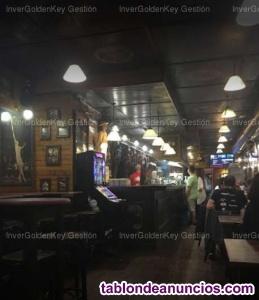 Traspaso bar en mataró con terraza de 11 mesas
