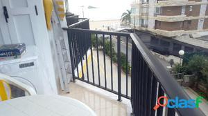 ¡¡En Primera Linea de la Playa Poniente!!