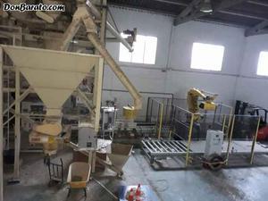 Fabrica de piensos maquinaria