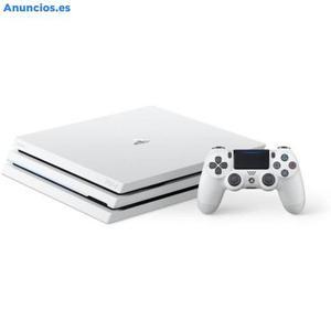 Sony PlayStation 4 Pro Glacier White 1TB