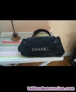 Vendo bolso y gafas chanel con certificado de originalidad