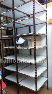 Venta de estanterias para almacenamiento