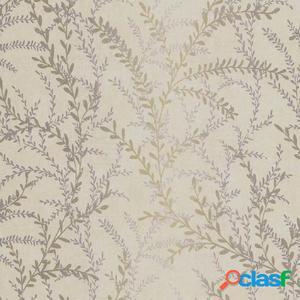 DUTCH WALLCOVERINGS Papel de pared ramas beige 02502-00
