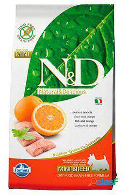 Farmina N&d Grain Free Adult Dog Mini Pescado 2.5 KG