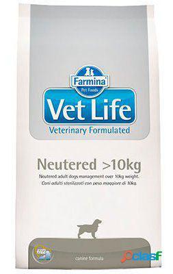 Farmina Vet Life Dog Neutered >10kg 12 KG