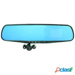 HD Mirror Cam Espejo retrovisor con cámara 720 P HDM001