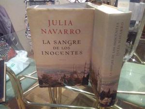 La sangre de los inocentes de Julia Navarrola