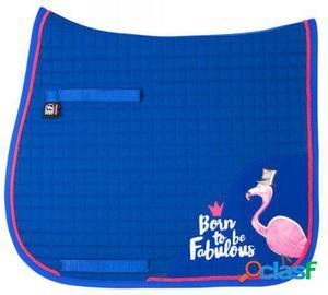 Pfiff Mantilla Fabulous Flamingo para Silla de Uso Multiple
