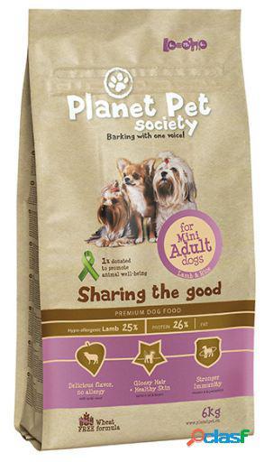 Planet Pet Pienso para Perros Adultos Mini de Cordero y
