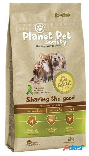 Planet Pet Pienso para Perros Adultos Mini de Pollo y Arroz
