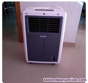Vendo climatizador frio - calor con mando