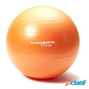 Wonder Core Pelota de gimnasio 55 cm naranja WOC025 anti