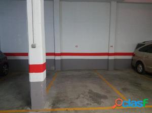 plaza de aparcamiento en venta o alquiler