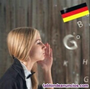 Clases de iniciación al alemán.cádiz capital