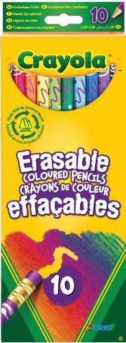 Crayola Lápices Borrables