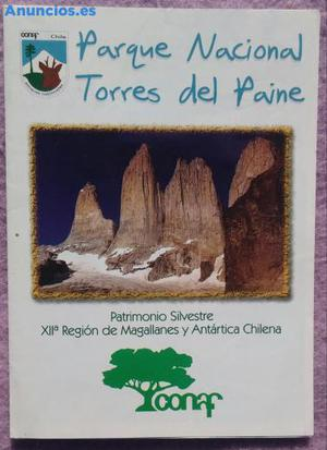 "Folleto €�Parque Nacional Torres Del Paine"", Chile"