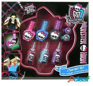 Markwins Complementos Para El Pelo Monster High Charged Up