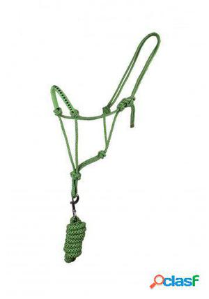 QHP Cabezada de Cuerda con ramal spring cob
