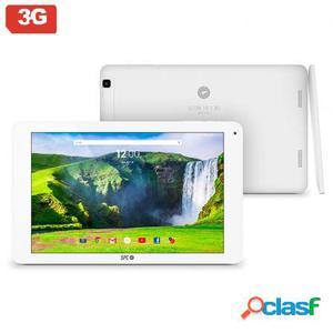 Tablet con 3g spc glow 10.1 3g - qc 1.3ghz - 1gb ddr3 - 8gb