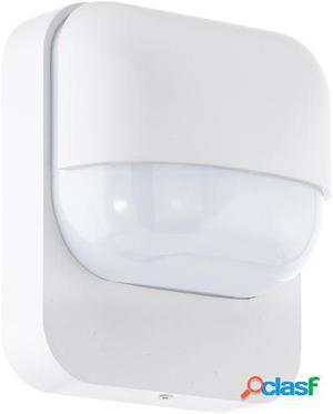 Wellindal Aplique de exterior 1 luz E27 Blanco Trabada