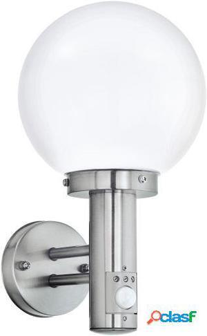 Wellindal Aplique de exterior 1 luz con Sensor 090