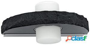 Wellindal Aplique de exterior 2 luces Gx53 Acero inoxidable