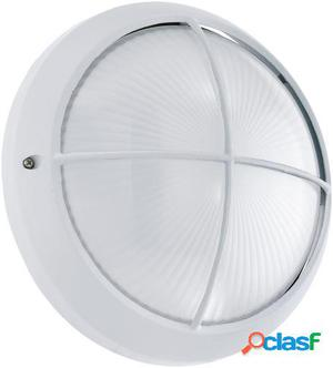 Wellindal Aplique de exterior led Blanco Siones 1