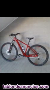 Vendo bicicleta orbea mx nueva
