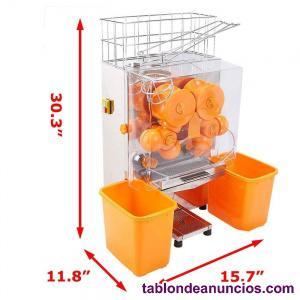 Exprimidor naranja automatico industrial