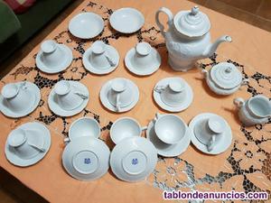 """Juego de café de la """"alhambra"""". Sin estrenar"""