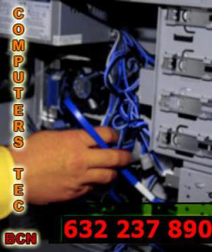 COMPUTER REPAIRS ON-SITE Barcelona