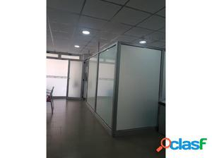 Local de 65 m2 en Zona Colonia Madrid montado como oficina,