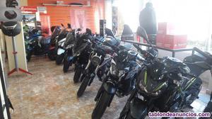 Se traspasa tienda y taller de motos en alcorcón