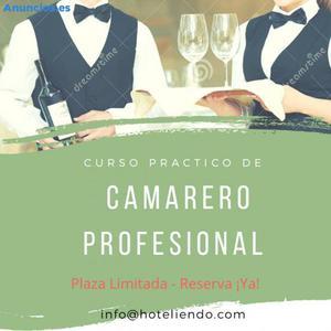 Curso PráCtico De Camarero/A Profesional