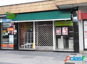 Local comercial en zona de paso de Torrelavega