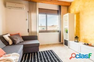 Loft con dormitorio independiente