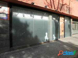 Magnífico local comercial situado en Avenida de Alemania en