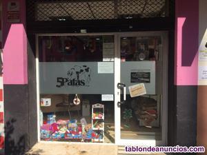 Traspaso peluqueria canina y tienda